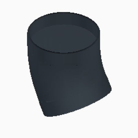 Отвод 30° Düker MLK-protec