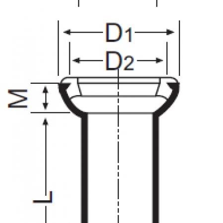 Переходник для перекрытий Düker SML
